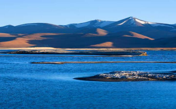 Ladakh Salt Valley